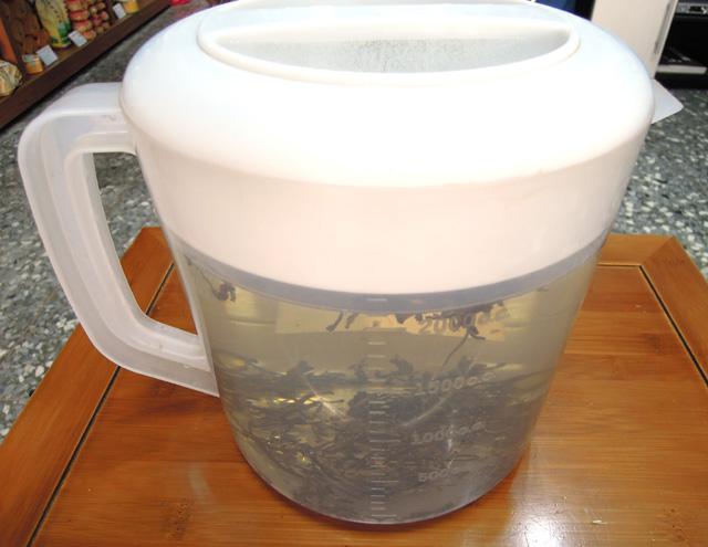普洱茶的泡法~冷泡法~冲泡基本步骤与技法